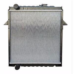 工程车散热器